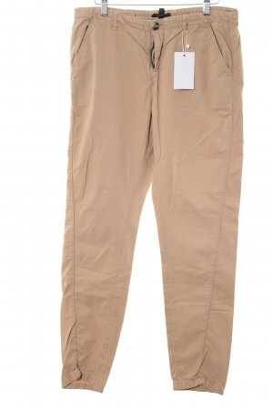 Topshop Chinohose nude Casual-Look