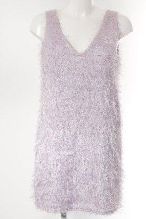 Topshop Cocktailkleid blasslila-flieder extravaganter Stil