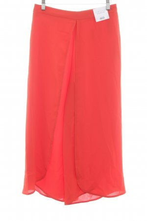 Topshop Culottes rot Casual-Look