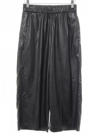 Topshop Culottes schwarz-anthrazit Casual-Look