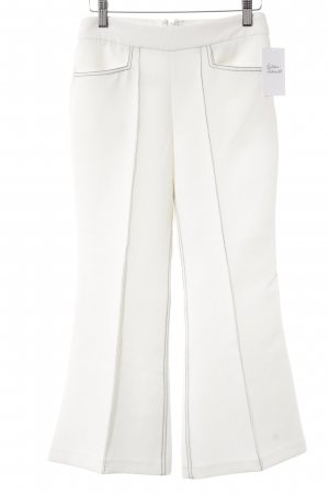 Topshop Culottes natural white casual look