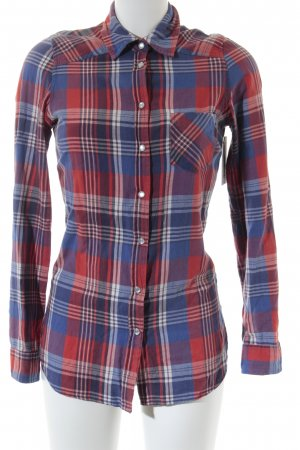 Topshop Flannel Shirt check pattern casual look