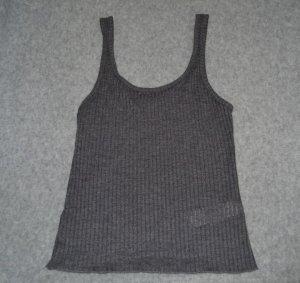 TOPSHOP graues shirt