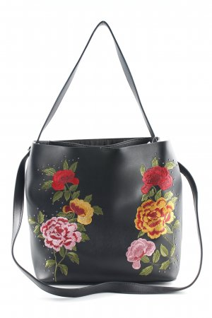 Topshop Borsetta motivo floreale stile casual