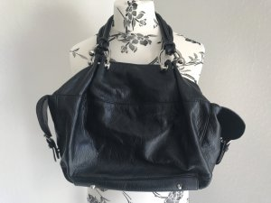 Topshop Handtasche schwarz