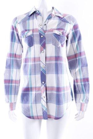 Topshop shirt plaid shirt