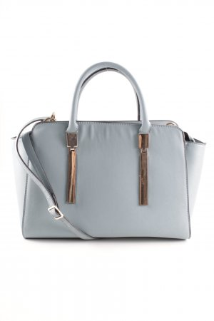 Topshop Carry Bag azure casual look
