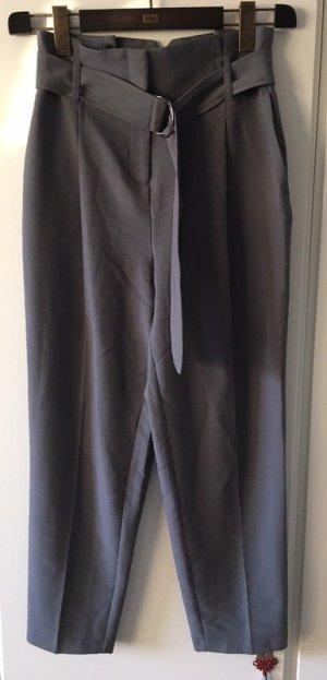 Topshop high-waist Culotte Hose Gr. 36/38 (S/M) Retro Boho Style