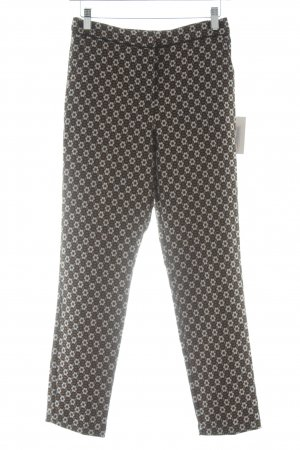 Topshop High-Waist Hose grafisches Muster Street-Fashion-Look