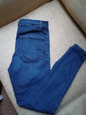 Topshop High Waist Jeans