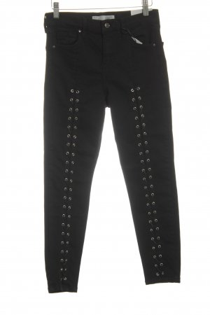 "Topshop Jeans taille haute ""JAMIE"""