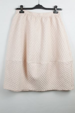 Topshop High Waist Rock Gr. 40 nude