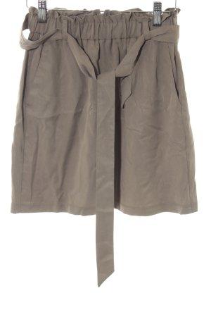 Topshop High Waist Skirt khaki casual look