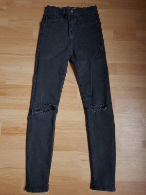 TOPSHOP Highwaist Jeans