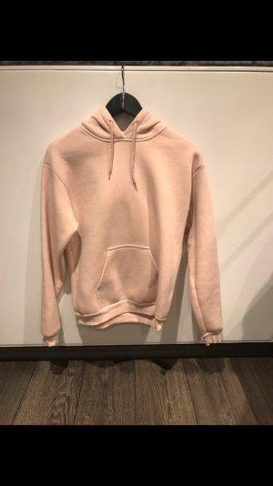 Topshop hoodie Beige