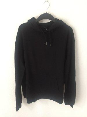 Topshop Sweatshirt met capuchon zwart