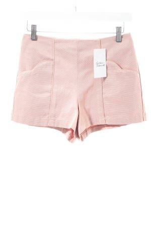 Topshop Hot Pants altrosa klassischer Stil