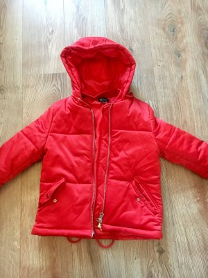 Topshop Jacket in Red