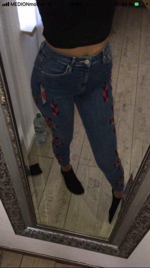 Topshop Jamie Jeans W26/L32