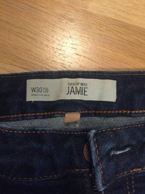 Topshop Jamie Jeans W30 L32 Bluejeans zu verkaufen