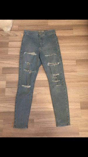 Topshop Jeans Destroyed