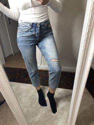 Topshop Jeans boyfriend blu