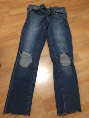 topshop jeans leigh