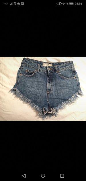 Topshop Jeans Shorts Kiri