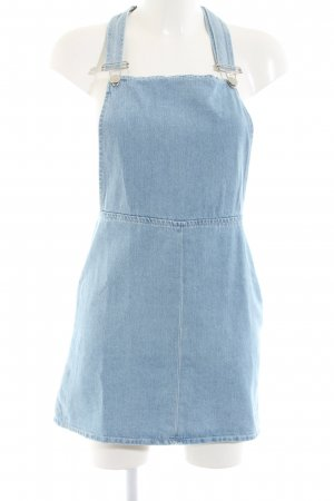 Topshop Jeanskleid blau Casual-Look