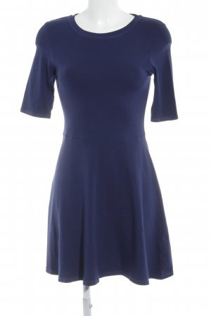 Topshop Jerseykleid blau Casual-Look