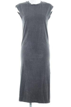 Topshop Jerseykleid grau Casual-Look