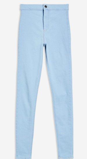 Topshop joni Jeans hellblau