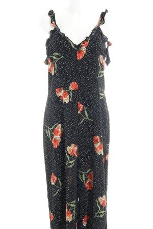 Topshop Jumpsuit florales Muster Romantik-Look