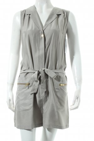 Topshop Jumpsuit light grey casual look