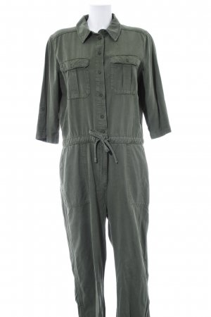 Topshop Jumpsuit khaki Casual-Look