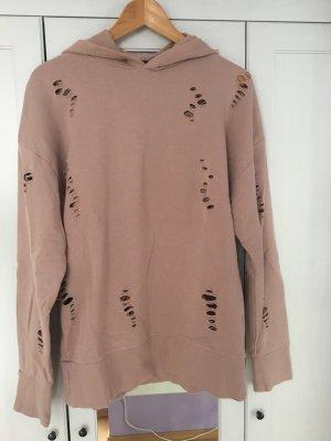 Topshop Sweater dusky pink
