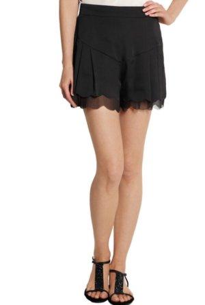 Topshop - Kate Moss Satin Shorts