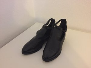 Topshop KATZ cut out strap shoes