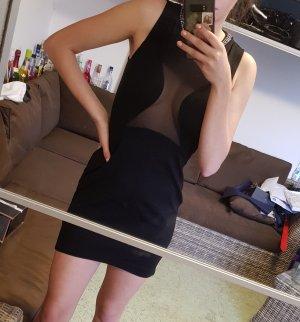 Topshop Kleid Cocktailkleid Partykleid Kleines Schwarzes 36 S