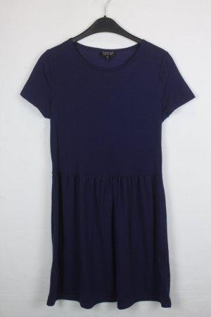 Topshop Kleid Etuikleid Gr. 38 dunkelblau (18/4/329)