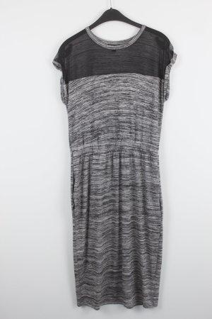 Topshop Kleid Gr. 38 grau meliert (18/7/296)