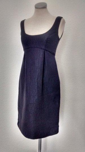 Topshop Kleid Gr. UK 6 EUR 34 lila brokat Abendkleid gothic