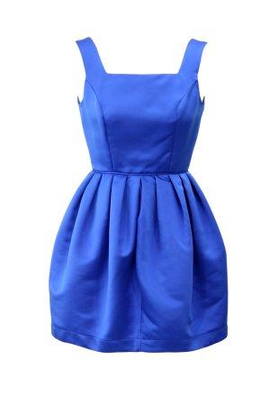 Topshop Kleid in Blau