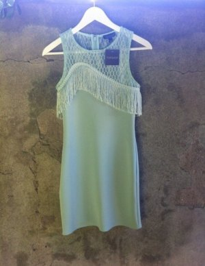 Topshop Kleid Mint Mini