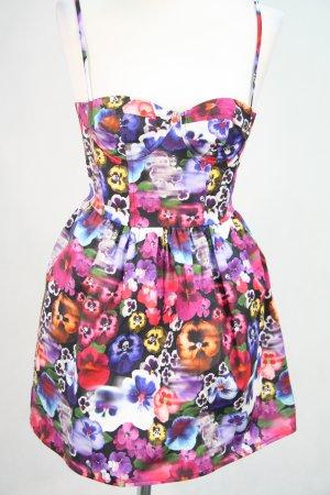 Topshop Kleid mit Muster