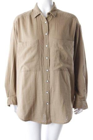 Topshop Langarmhemd khaki
