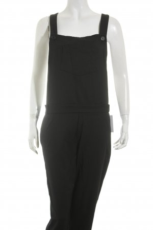 Topshop Dungarees black casual look