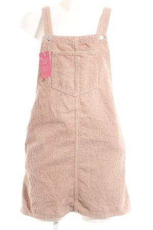 Topshop Salopette-jupe vieux rose style décontracté