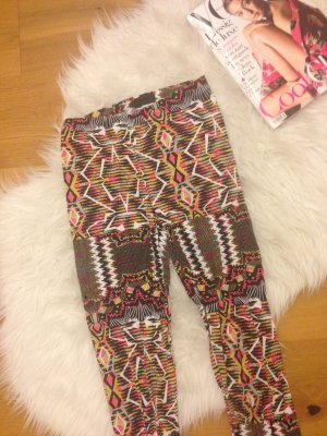 Topshop Leggings multicolore