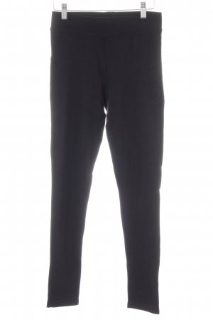Topshop Leggings schwarz Casual-Look